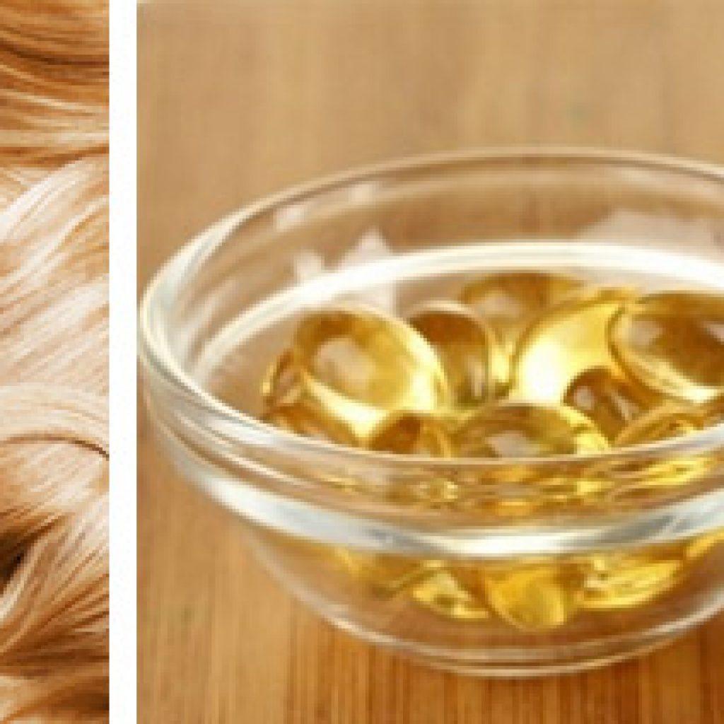 Использование желатиновой смеси для волос