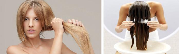 Маска для волос в домашних условиях для поврежденных волос