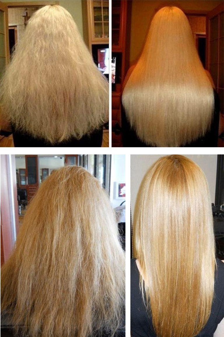 Самой простой майонезной маской считается эта: часто наносить кислотный майонезный состав не советуется, потому что волосы должны успевать восстанавливаться.