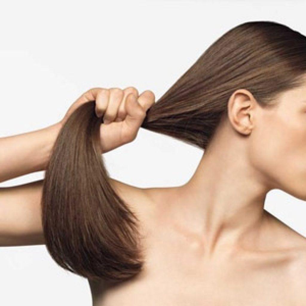 Количество волос, выпадающих в течение суток