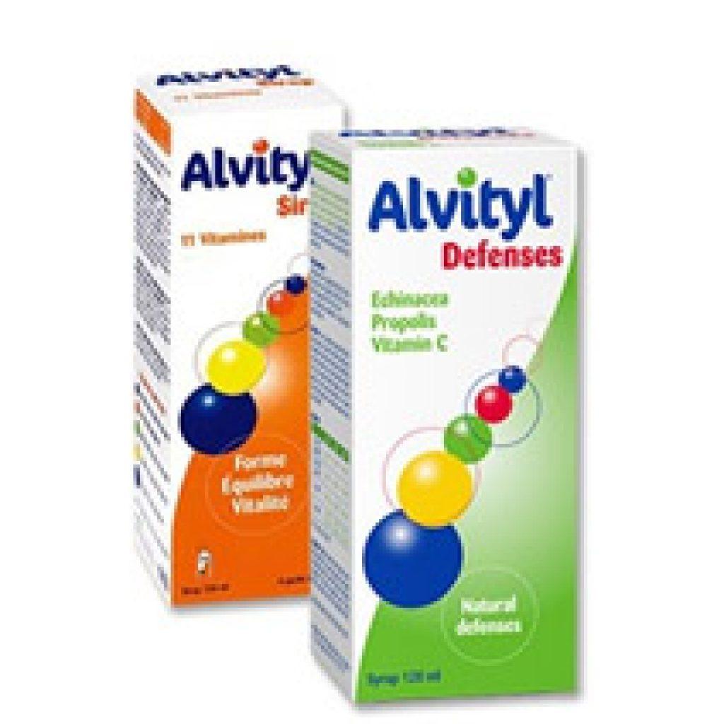 Комплексы витаминов