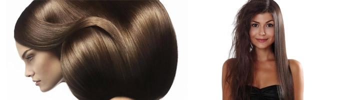 Укрепление волос с Botox