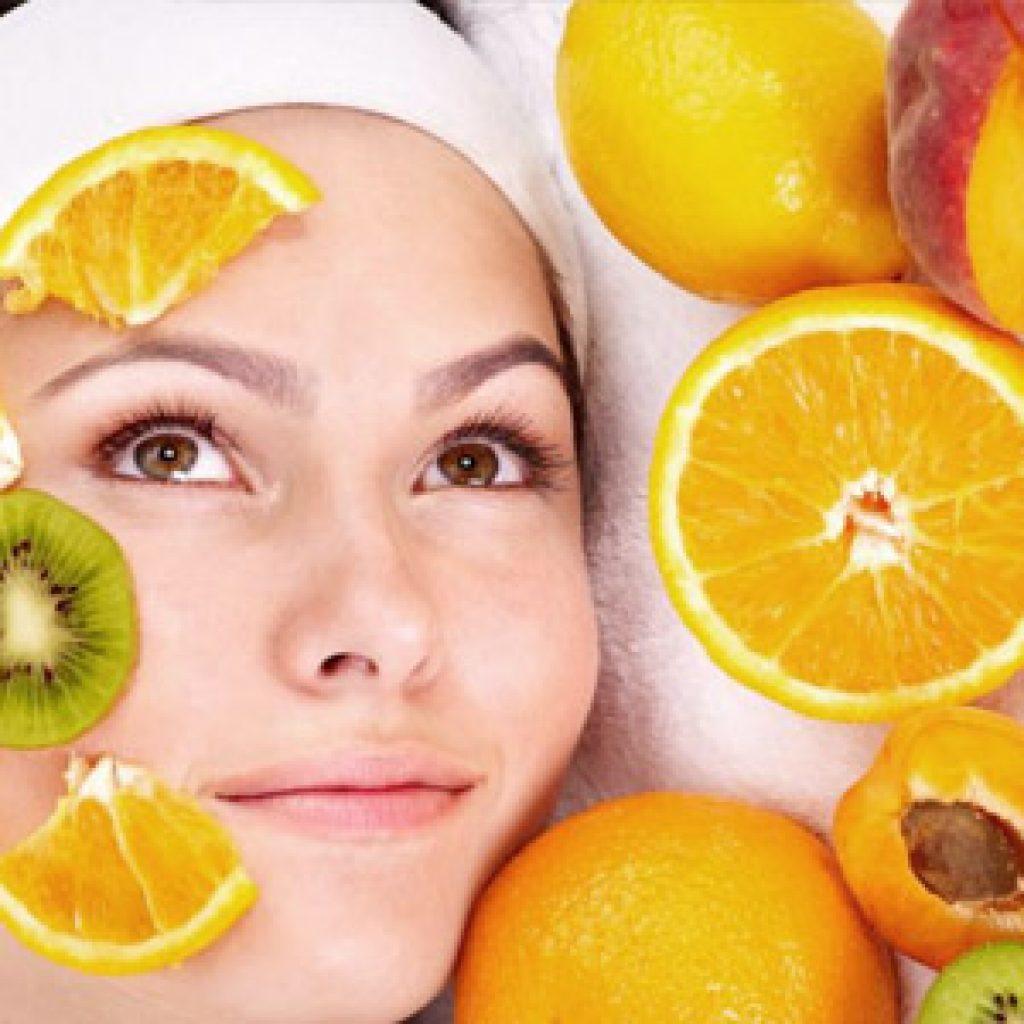 Витамины для красоты и молодости кожи лица