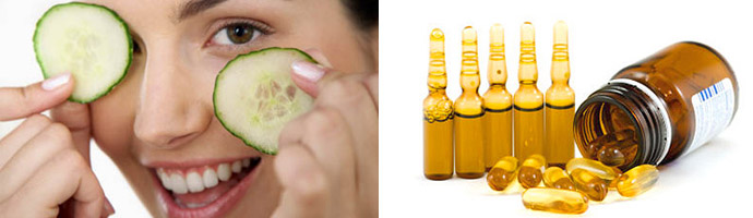 Витамины для омоложения кожи