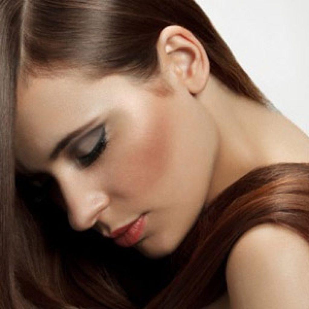 Домашние маски для блеска и гладкости волос