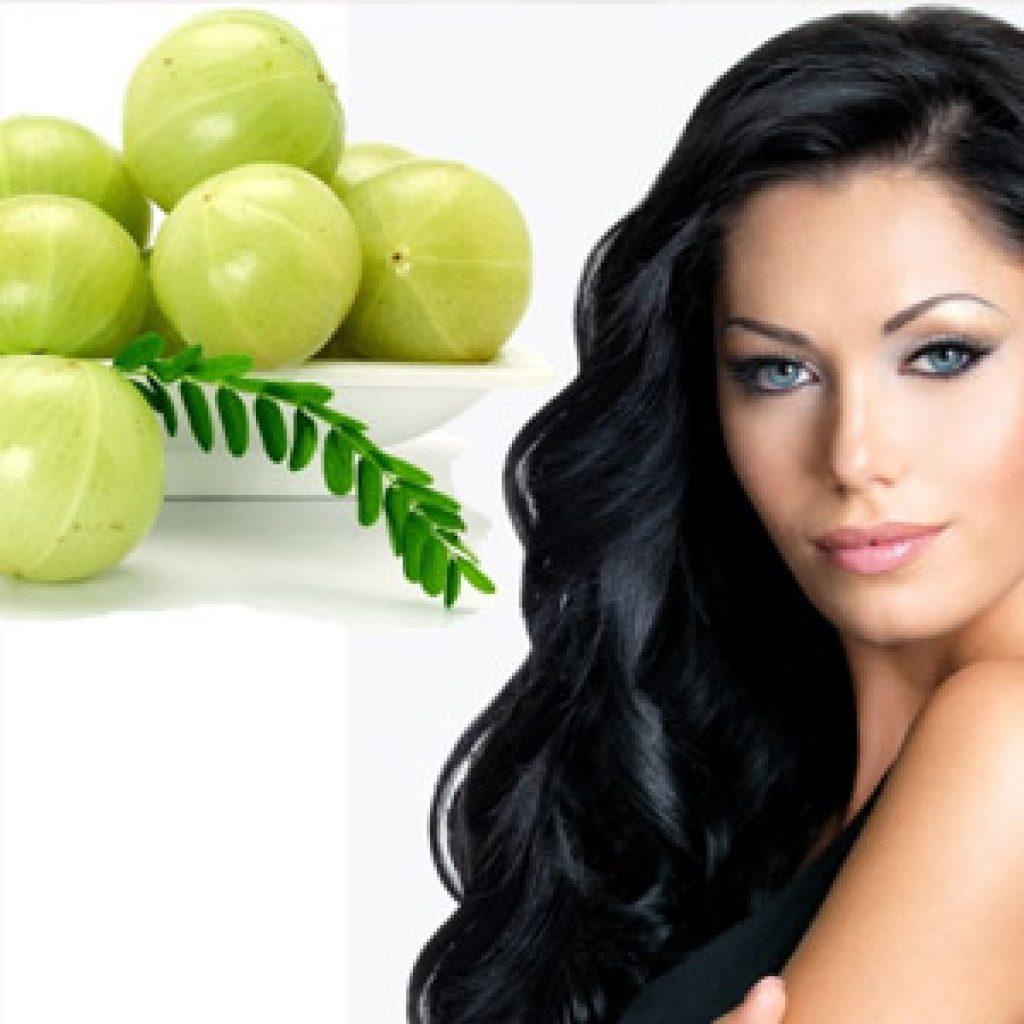 Использование масла амлы для лечения волос