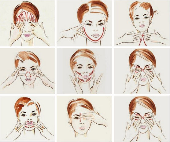 Как делать массаж
