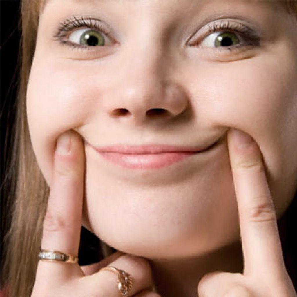 Как избавиться от морщин, расположенных вокруг рта