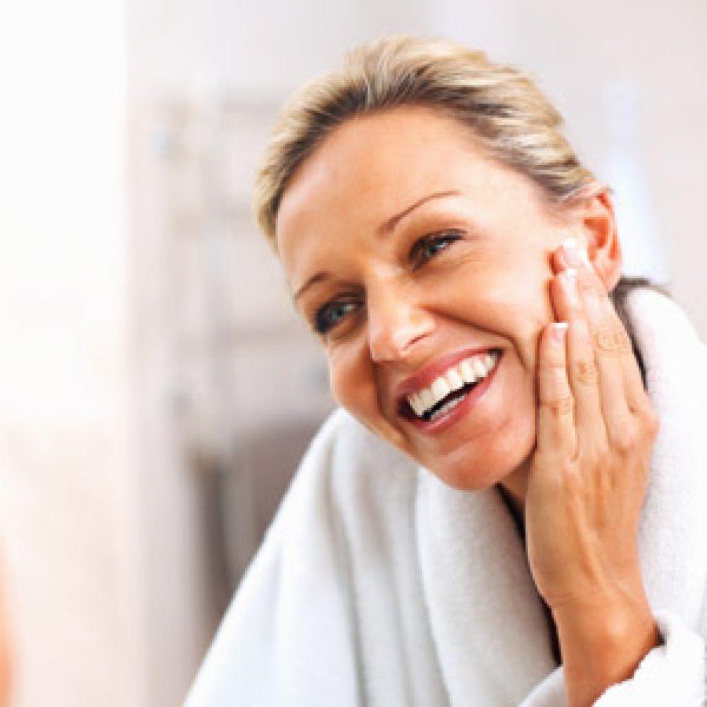 Как омолодить кожу лица после 40-50 лет