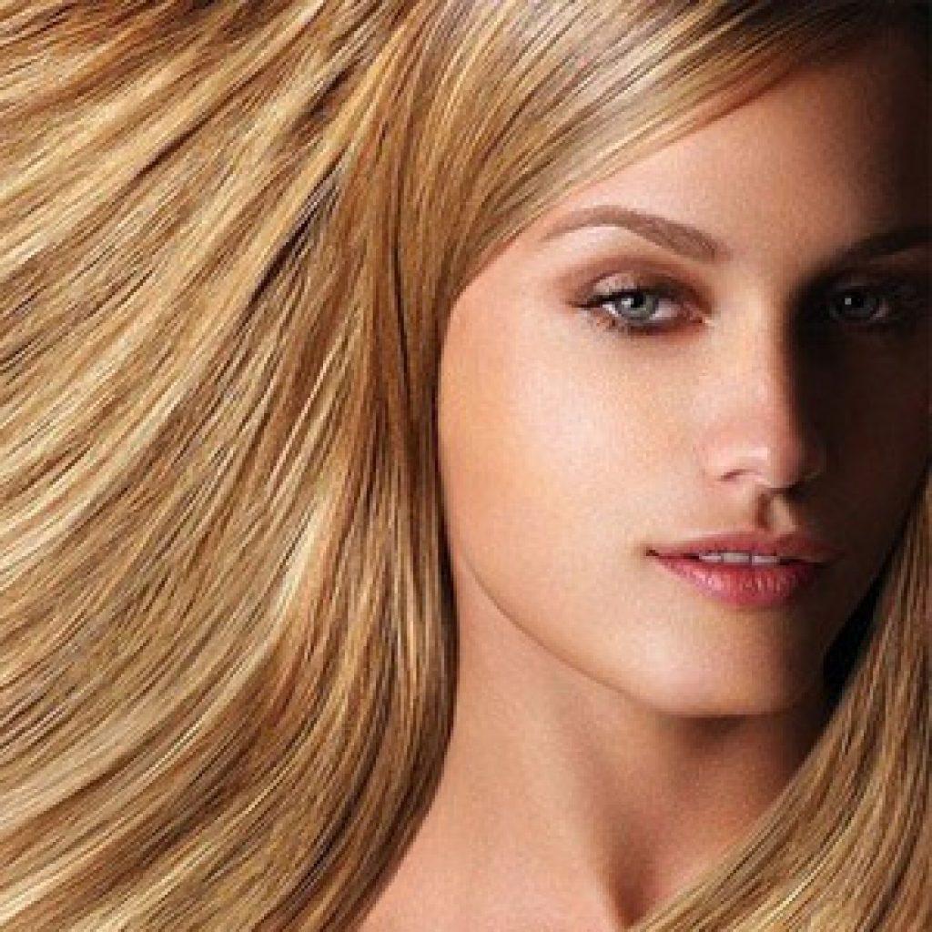 Как покрасить волосы в пшеничный цвет
