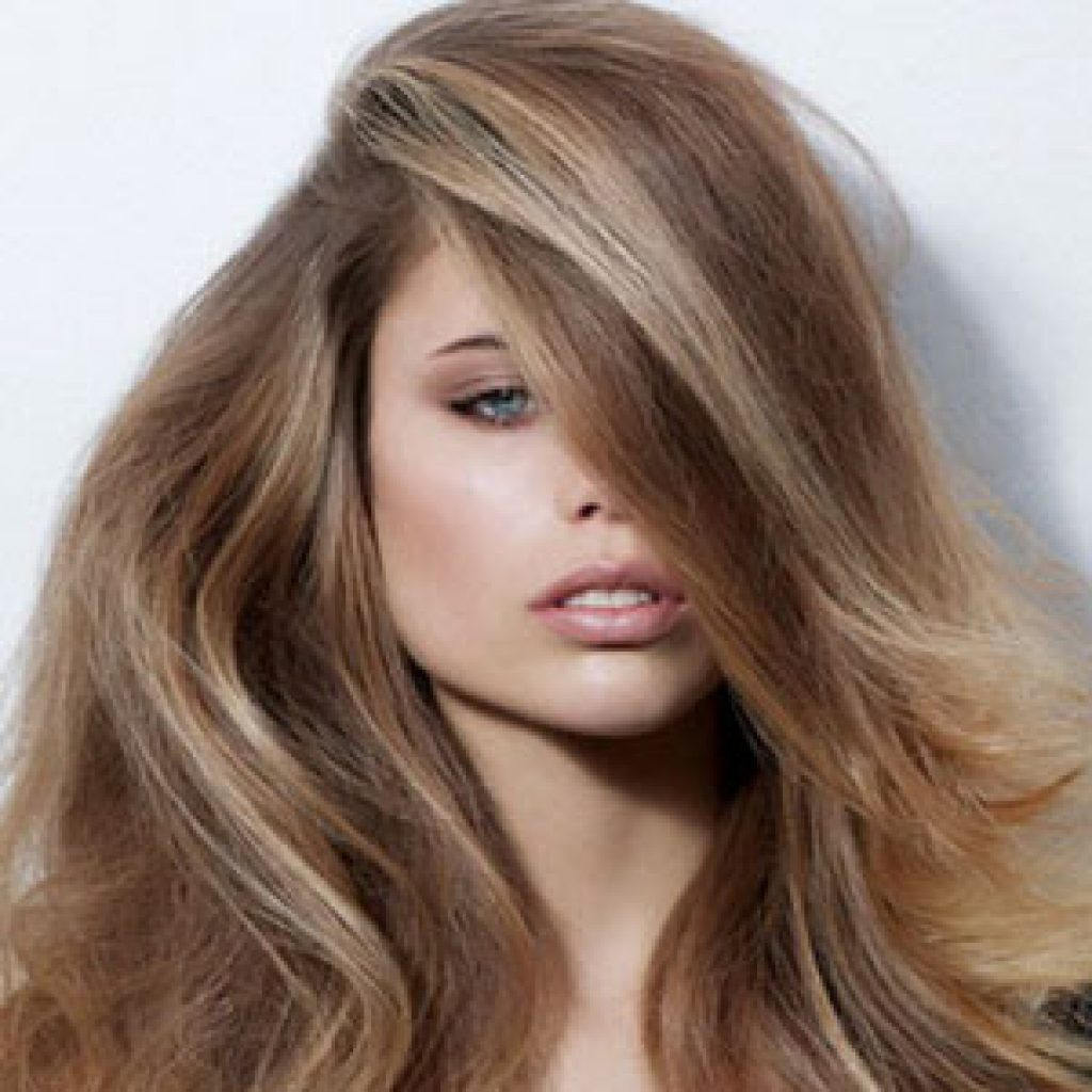 Как покрасить волосы в светло-русый цвет