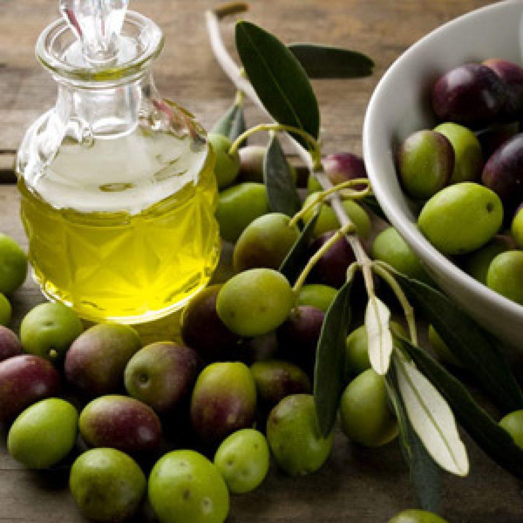 Масло из оливок для волос