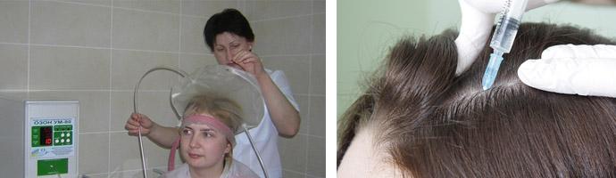 Парниковая и инъекционная озонотерапия