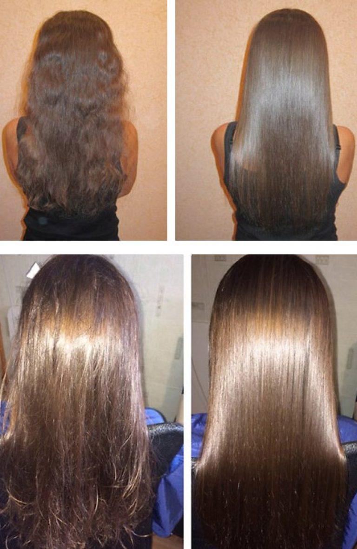 Ламинировать волос в домашних условиях 110