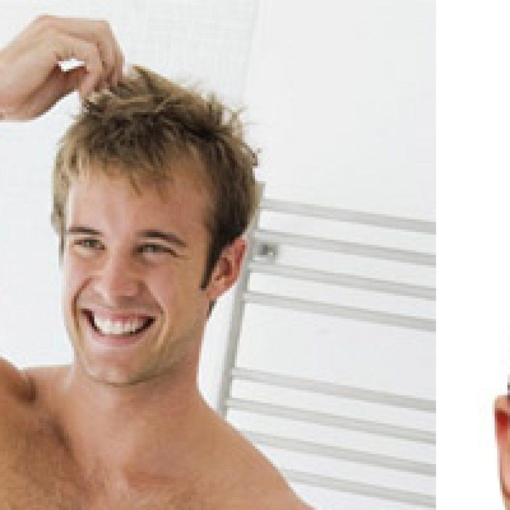 Терапия облысения у мужчин