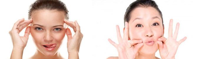 Упражнения для лифтинга кожи