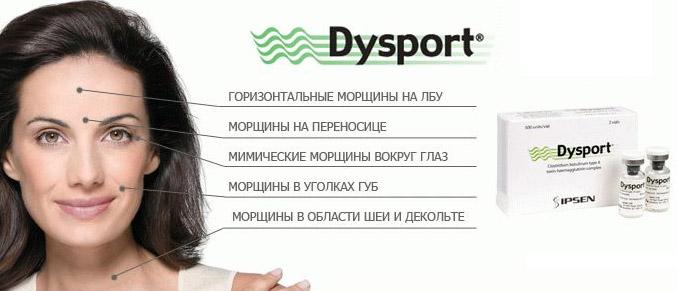 Что такое Dysport