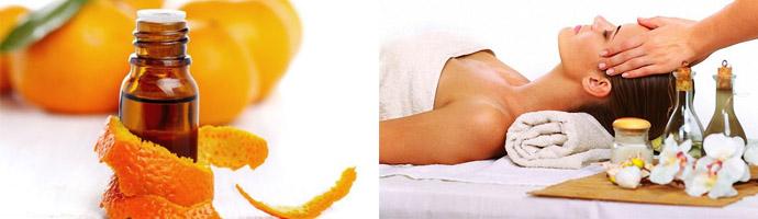 Эффективность апельсинового масла