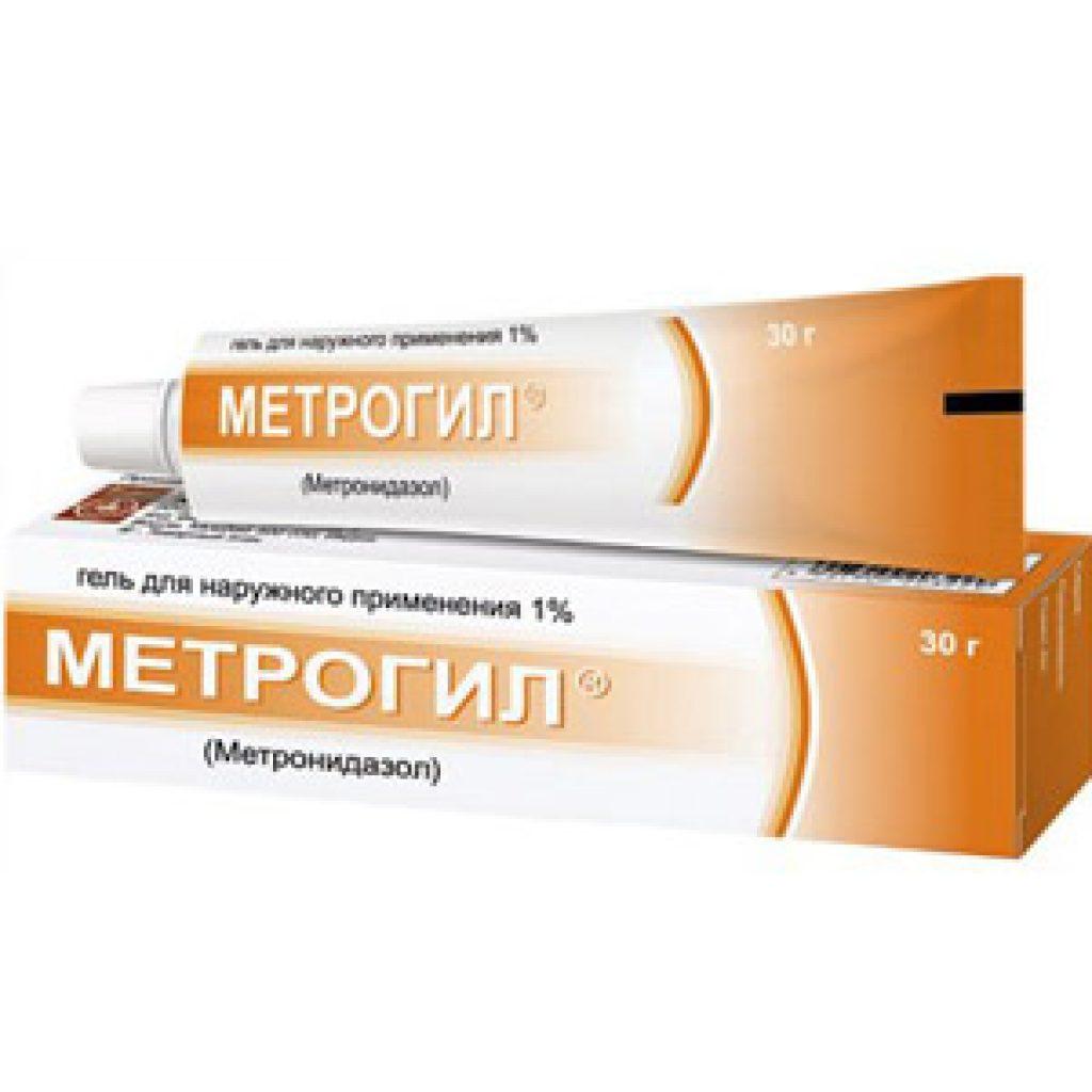 Гель Metrogyl от прыщей - описание и отзывы людей