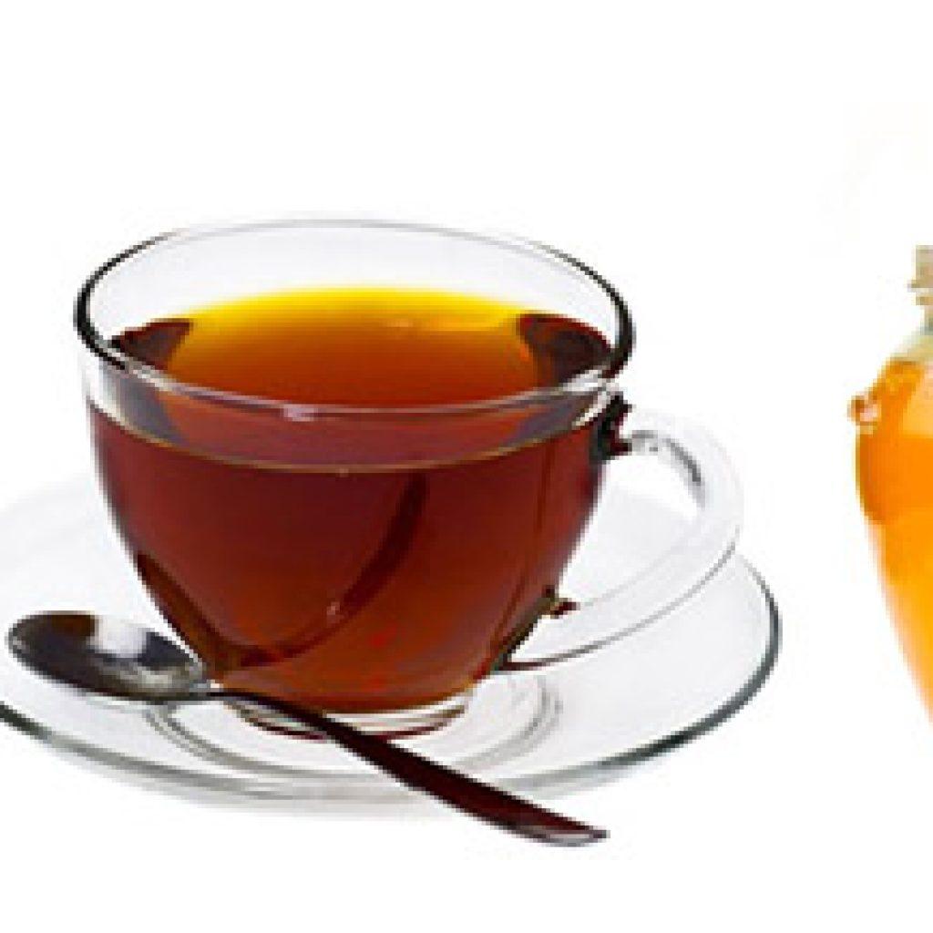 Геркулес, чай и мед