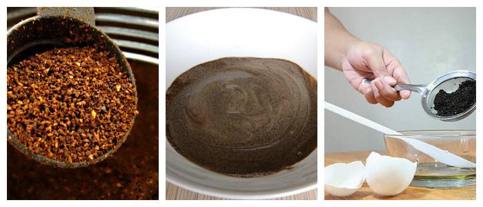Изготовление кофейного скраба