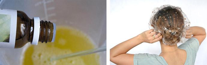 Использование эфирного масла