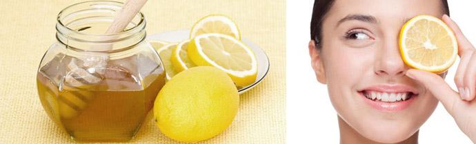 Как сделать лимонную маску