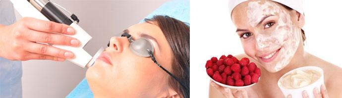 Как устранить дефекты кожи лица