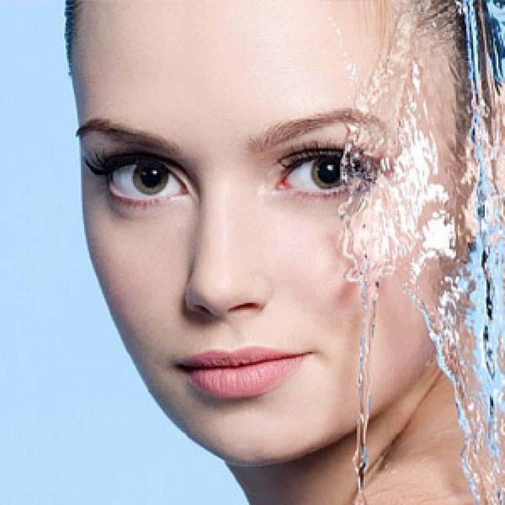 Как ухаживать за обезвоженной кожей лица
