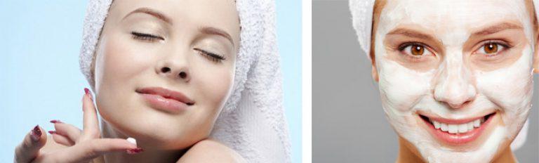 Как улучшить состояние кожи в домашних условиях 546