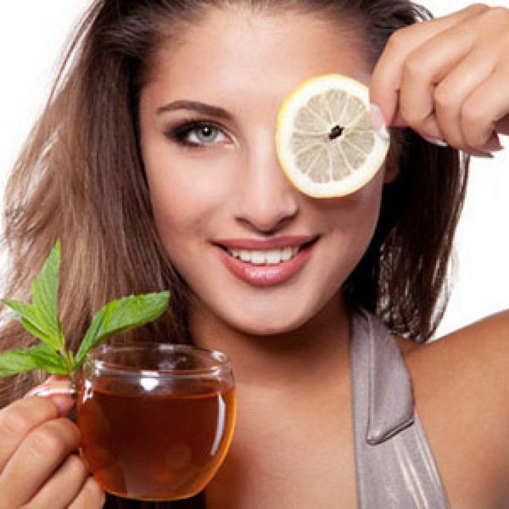 Маски для лица с соком лимона