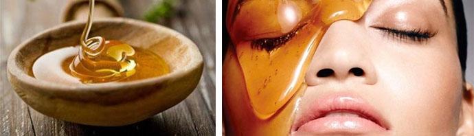 Омолаживающие смеси на основе меда