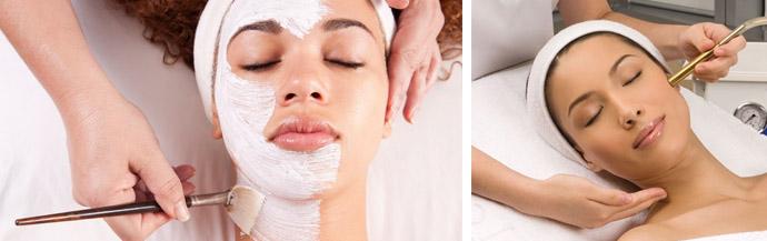 Очищение кожи при помощи пилинга