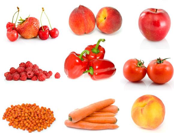 Полезные для кожи продукты