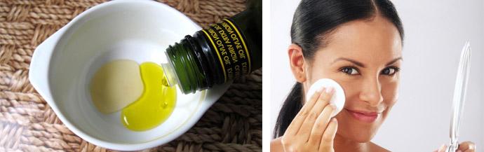 Применение масла оливы