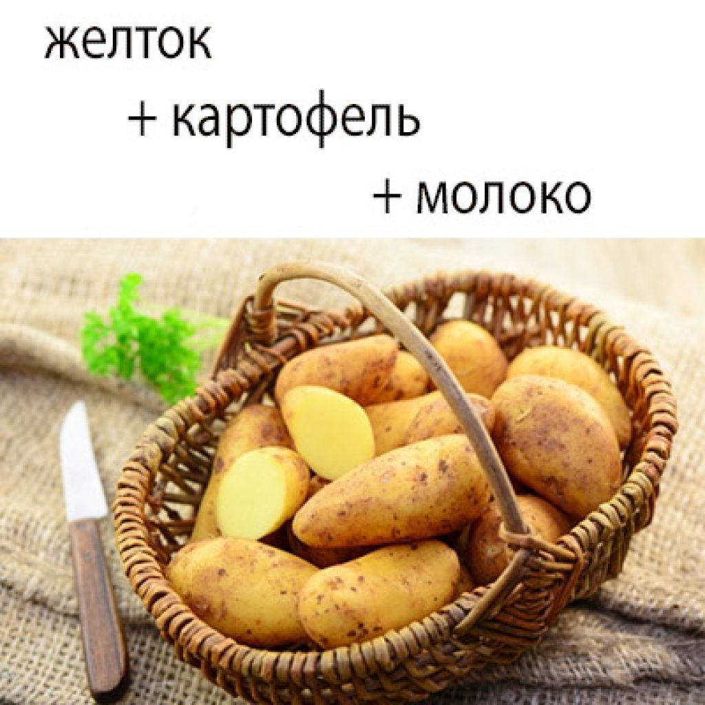Рецепт от морщин