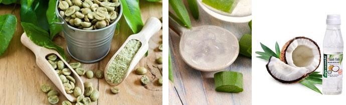 Рецепт с зеленым кофе