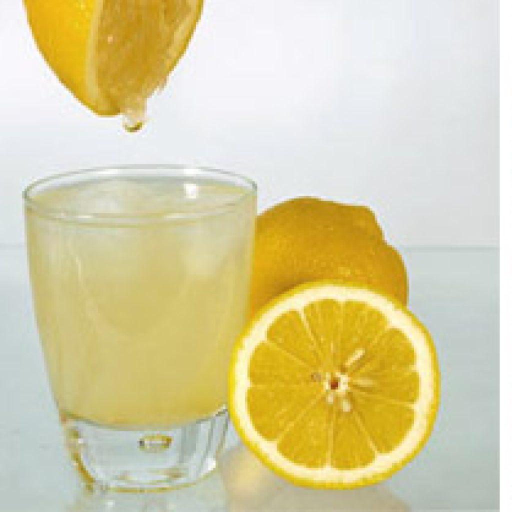 Скраб с кофе и лимоном
