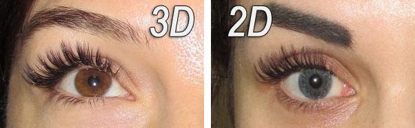 Технологии 2D и 3D