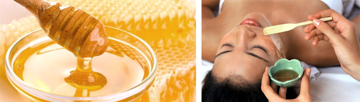 Применение меда для лечения жирной кожи