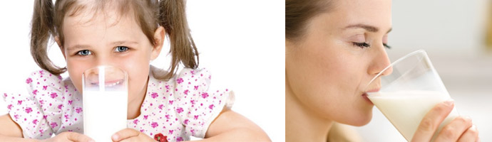Аллергия на молоко симптомы