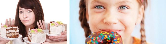 Аллергическая реакция на сладкое