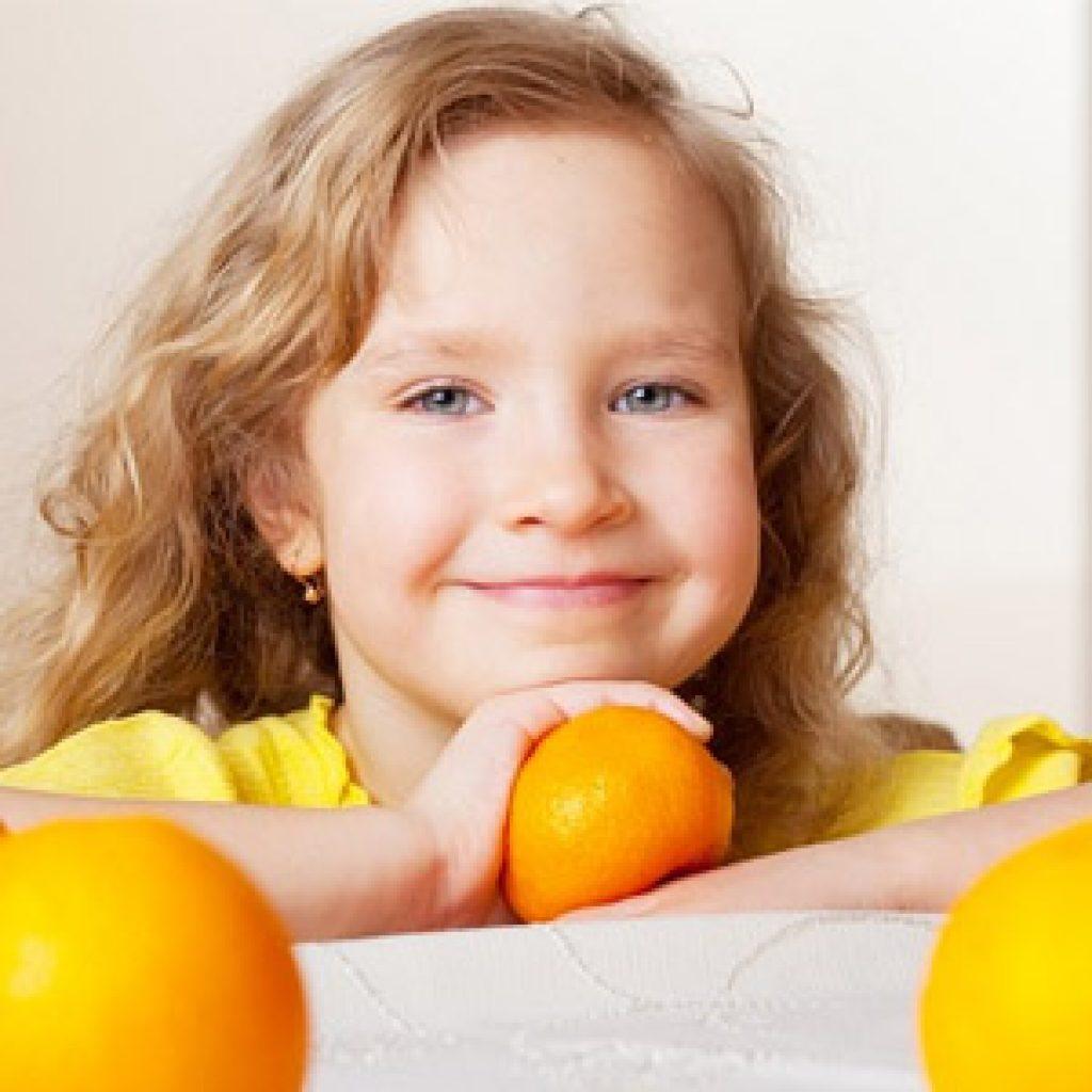 Аллергическая реакция на цитрусовые плоды