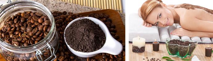 Антицеллюлитные обертывания на основе кофе