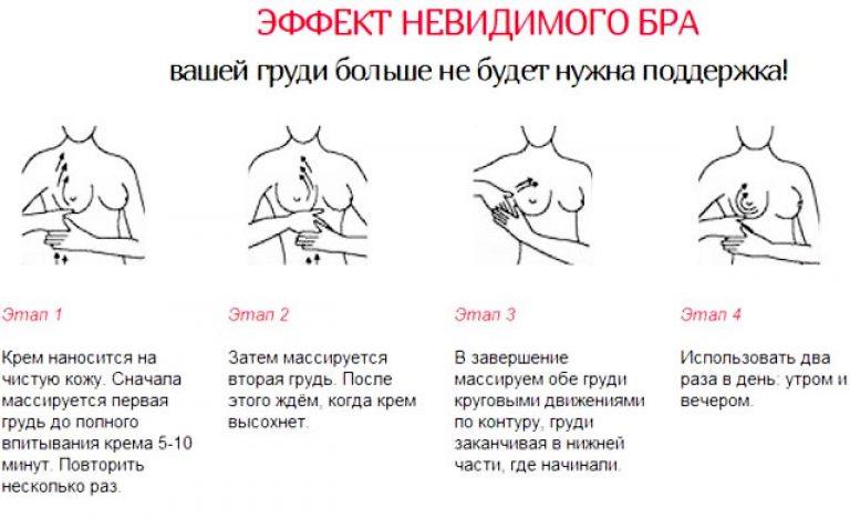 Точечный массаж для увеличения бюста в домашних условиях 251