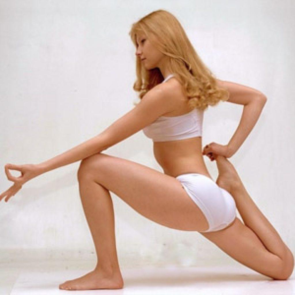 Как похудеть при помощи йоги - упражнения для начинающих