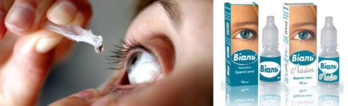 Капли для лечения аллергии