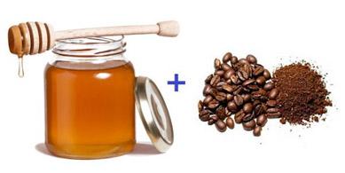 Кофейно-медовая смесь