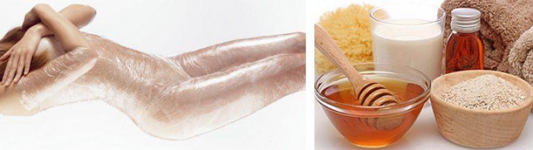 обертывание содой для похудения в домашних условиях