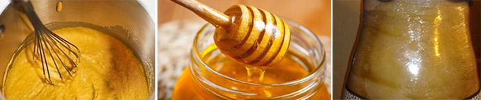 Обертывания на основе меда